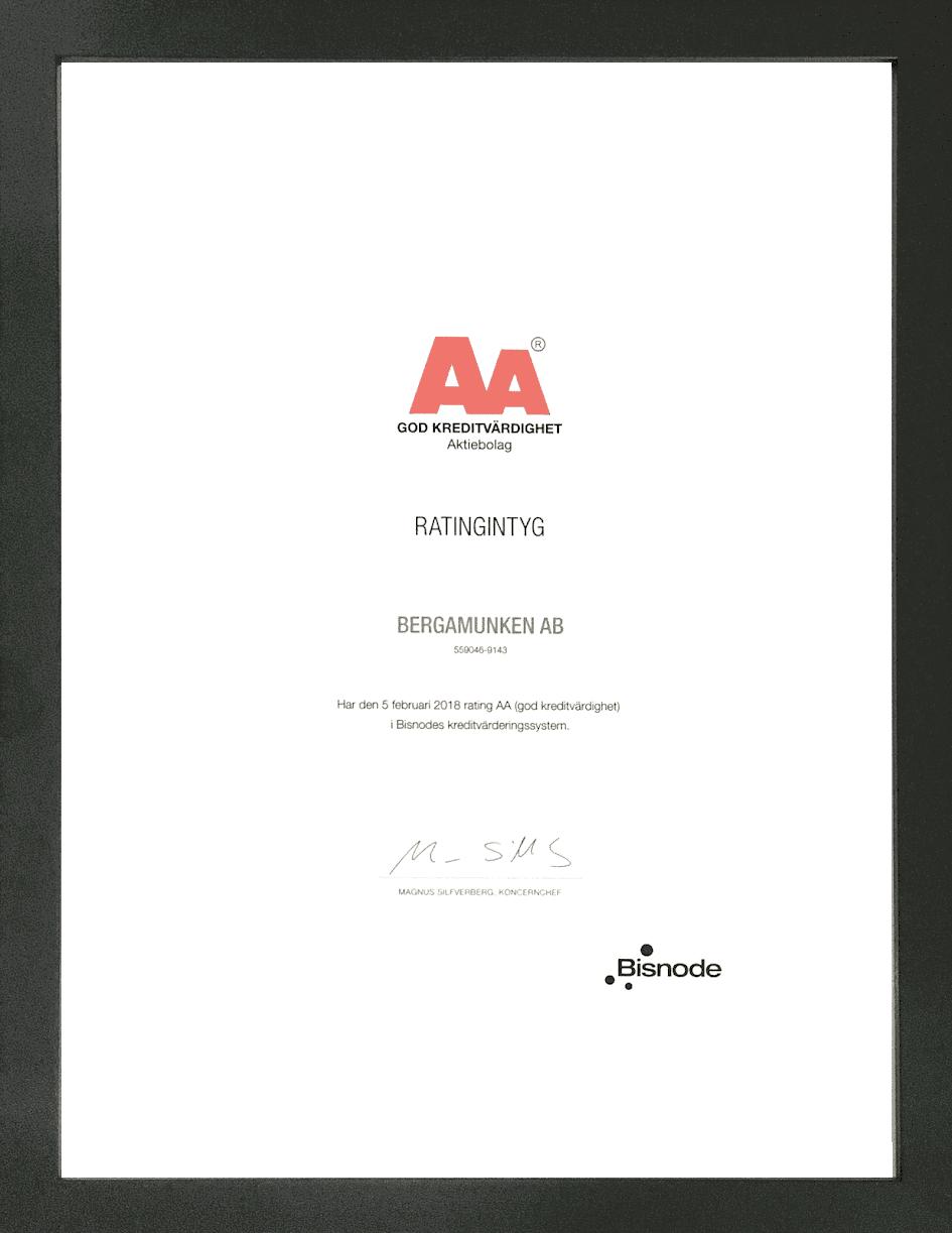 AA-Bisnode-rating-Bergamunken-AB-2018