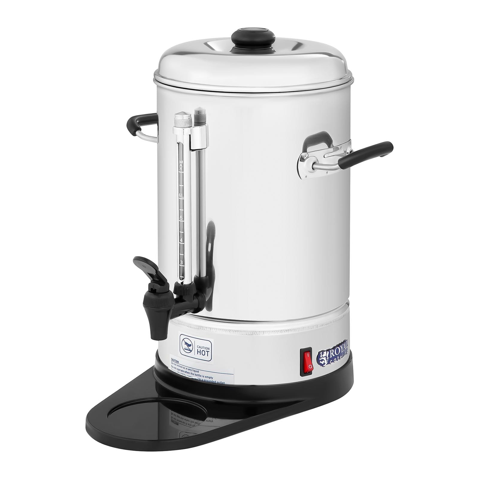 Hyra-kaffebryggare-dubbla-kannor