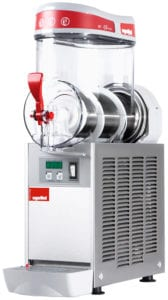 Hyr en slushmaskin för tillverkning av ice slush