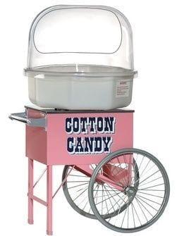 Hyra-sockervadds-vagn-sockervaddsmaskin