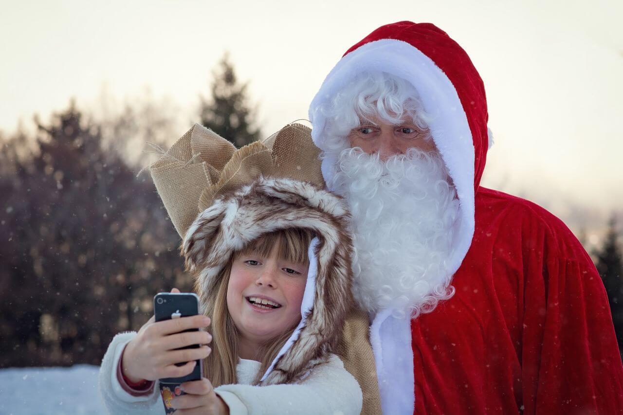 Jultomte att hyra i Stockholm