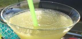 Margarita-slush-drink
