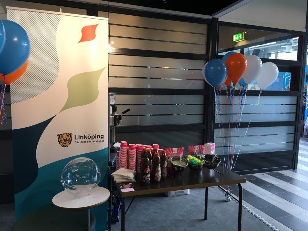 Mjukglassmaskin Linköping Event