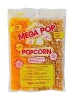 Popcorn majs salt fett popcornmaskin