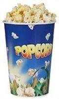 Runda-popcornbagare