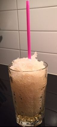 Slush-drink