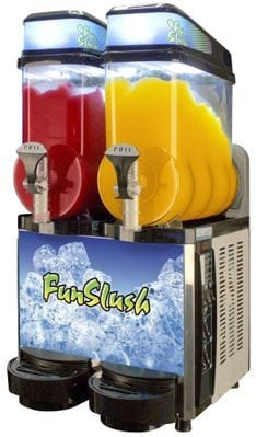 Slushmaskin-New-Faby-Deluxe-ice-slush