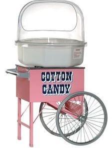 Sockervaddsvagn, hyra, hyra sockervaddsmaskin, hyr sockervaddsmaskin, sockervadd