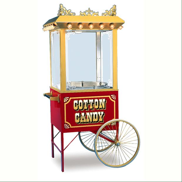 gammaldags-sockervaddsvagn